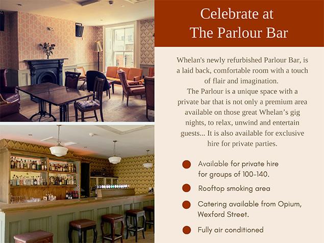 The Parlour Bar