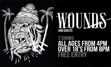 Wounds p