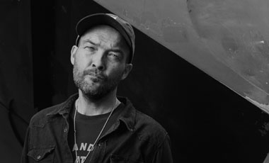 USA - PORTRAIT: Author and Musician Ben Watt photographed in New York City.