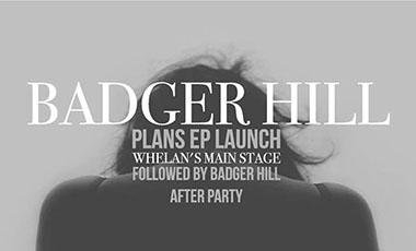 badger Hill p