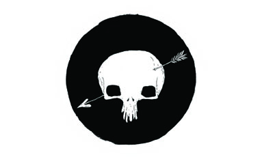 Shakey_SkullArrow_Logo p
