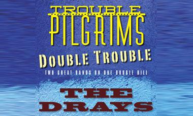 Trouble Pilgrims Online_poster p