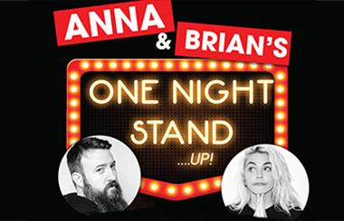 Anna & Brian's stand up final p