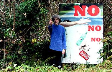 Myles Manley no no no promo p