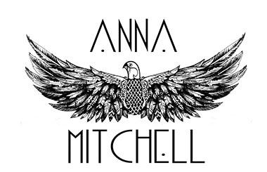 Anna Mitchell - Logo p