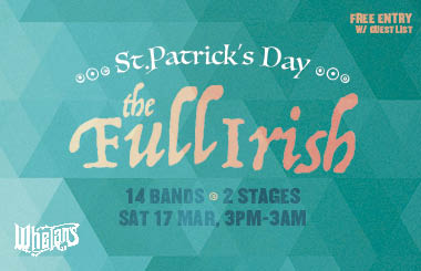 Whelan's Full Irish web 2018 p