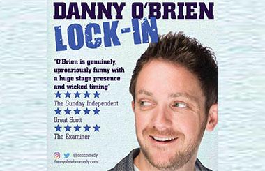 Danny Lock-In Whelans p