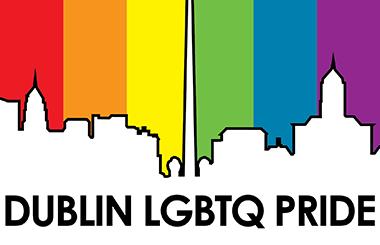 Dublin LGBTQ Pride Logo 2018 p