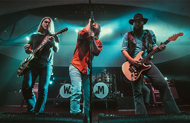 WHISKEY MYERS p