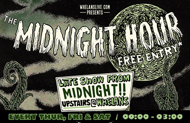 The Midnight Hour p 2019